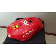 Yamaha - TZR250 - 3VX - Tank - Ferrari Red - Condition 8